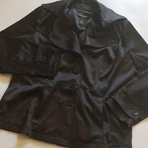 Lane Bryant Black Jacket 18